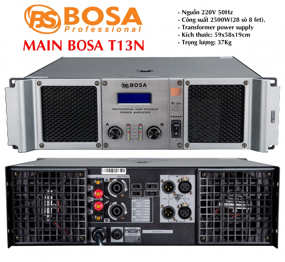 Main Bosa T13NS