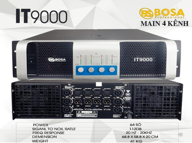MAIN BOSA IT9000
